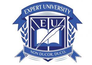 Expert University Logo