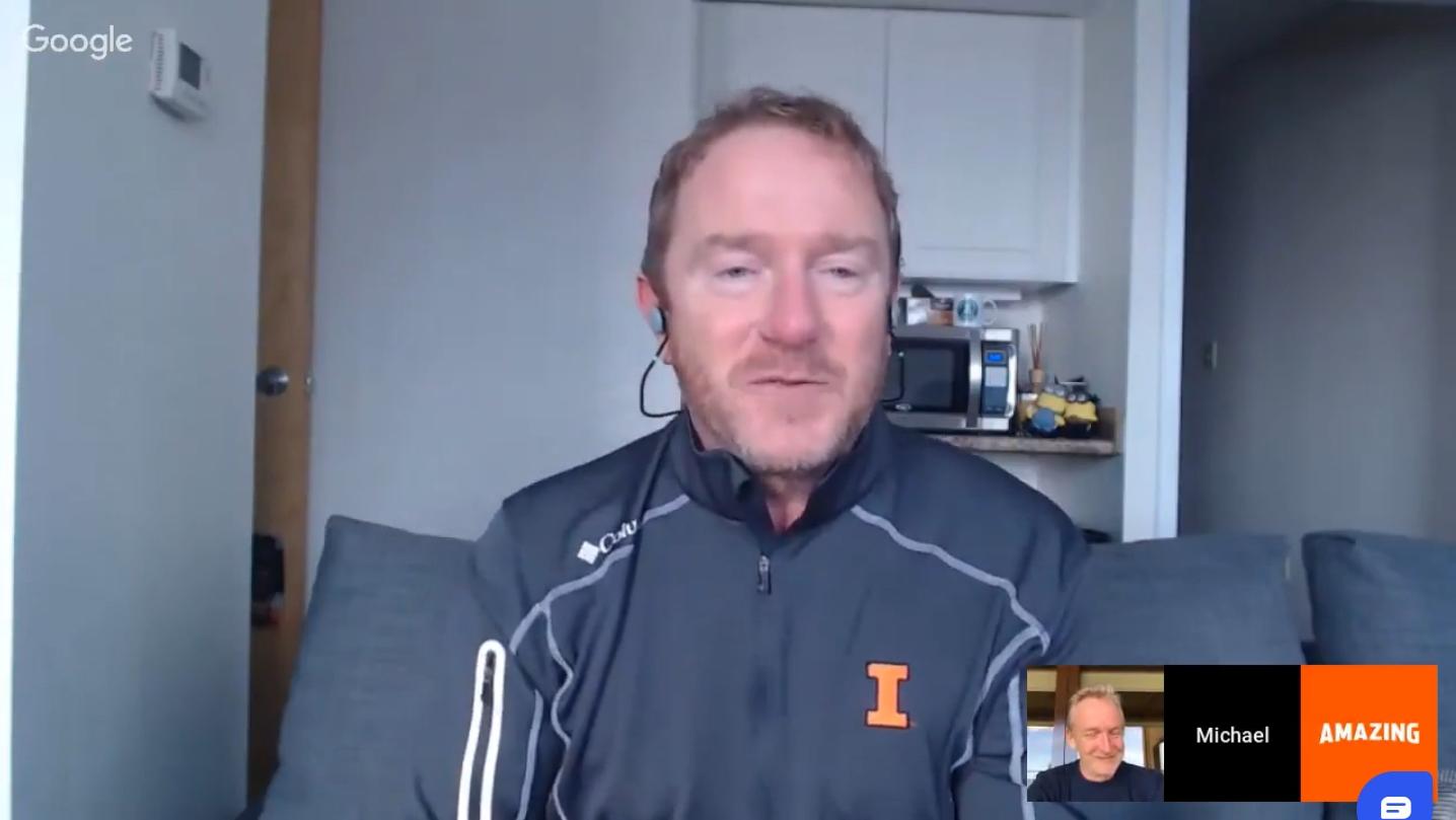 Amazing Coaching Call Screenshot