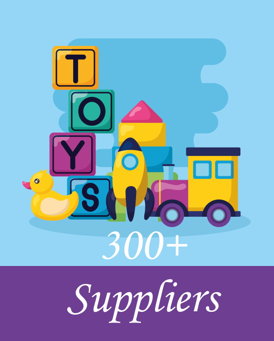 300+ USA TOYS and PET TOYS suppliers for Amazon FBA