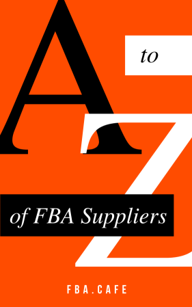 A to Z of FBA Suppliers