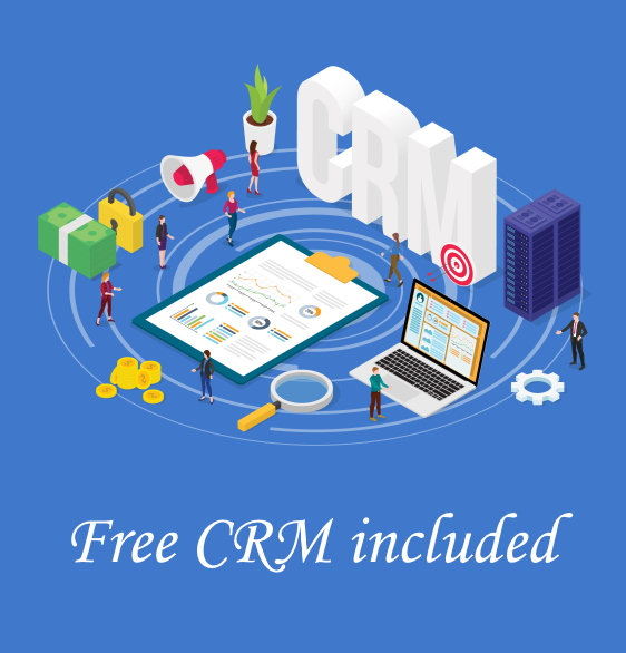 hubspot crm included